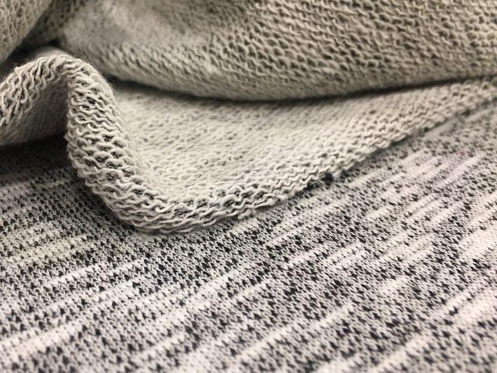 Üç İplik Boyalı Baskılı Kumaş